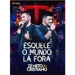 DVD Zé Neto & Cristiano - Esquece o Mundo Lá Fora (DVD + CD)