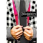 DVD - Zeca Baleiro - Calma Aí Coração - ao Vivo