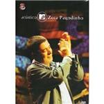 DVD Zeca Pagodinho Acústico Mtv Original
