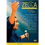 DVD Zeca Pagodinho - Zeca Pagodinho ao Vivo com os Amigos