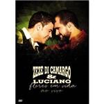 DVD Zezé Di Camargo e Luciano Flores em Vida Original
