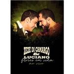 DVD - Zezé Di Camargo & Luciano - Flores em Vida ao Vivo