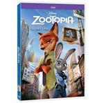 DVD Zootopia