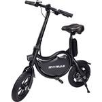 E-bike Bicicleta Eletrica Mymax Mfyf-p12v2/bk 350w Enjoy 2.0 Preto