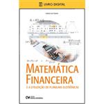 E-BOOK Matemática Financeira e a Utilização de Planilhas Eletrônicas (envio por E-mail)