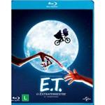 E.t. o Extraterrestre - Blu Ray Filme Aventura