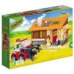 Eco Fazenda - Colheitadeira e Armazém - 8583 - Banbao