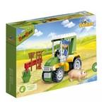 Eco Fazenda Trator Verde - 8587 - Banbao