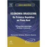 Economia Brasileira: Questões