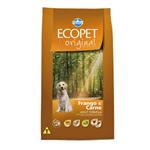 Ecopet Cães Adult Frango e Carne 15 Kg