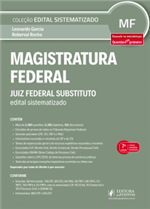 Edital Sistematizado - Magistratura Federal - Juiz Federal (2018)