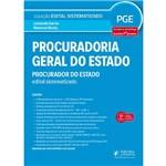 Edital Sistematizado - Procuradoria Geral do Estado (Pge)