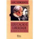 Educação e Liberdade - Kant e Fichte