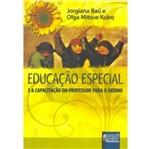 Educacao Especial e a Capacitacao do Professor para o Ensino - Jurua