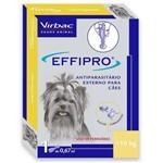 Effipro Cães Antipulgas Combo 4 Un de 0,67 Ml Até 10 Kg