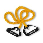 Elástico Pró Toning Tube Revestido Kikos - Tensão Leve