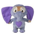"Ele-finnick 2 em 1 Falar Plush Disney - Zootopia Elefante Bichinho de Pelúcia 11"""