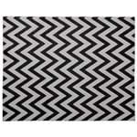 Elegance Zigzag Tapete 2 M X 2,5 M Cinza/konkret