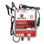 Eletrificador Cerca Elétrica Rural 30km Luz e Bateria 12v