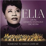 Ella Fitzgerald - Someone To Wach Ov