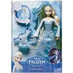 Elsa com Poder do Gelo - Frozen - Mattel Cgh15