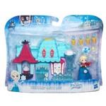 Elsa Confeitaria Arendelle Mini Cenário Frozen Disney - Hasbro B5195