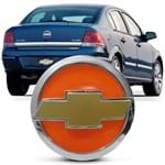 Emblema Gm da Tampa do Porta Malas Vectra 2006 a 2011