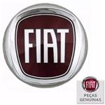 Emblema Grade Dianteira Fiat