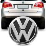 Emblema VW do Porta Malas Spacefox 2004 a 2014 Cromado