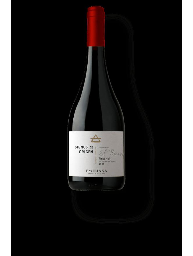 Emiliana Signos de Origen Pinot Noir