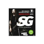 Enc Guitarra Sg 010 Andreas Kisser Ak10