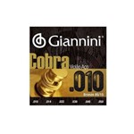 Enc Violao Aco Giannini 010 Geefle Bronze