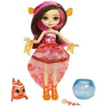 Enchantimals Beleza - Clarita Clownfish e Cackle - Mattel