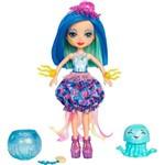 Enchantimals Boneca e Bichinho Jessa Marisa - Mattel