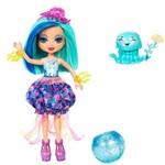 Enchantimals Conjunto Agua Boneco e Bichinho Jessa e Marisa Fkv57 - Mattel