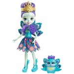 Enchantimals - Patter Peacock e Flap - Mattel