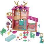 Enchantimals Playset com Bonecas e Acessórios Danessa Deer e Sprint - Mattel