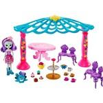 Enchantimals Playset Quiosque Patter Peacock - Mattel