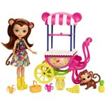 Enchantimals Veículos Carrinho de Frutas - Mattel