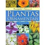 Enciclopédia Natureza-plantas Ornamentais-vol.4 (biblioteca Natureza)