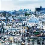 Encontro de Cidades - 20 X 20 Cm - Papel Fotográfico Fosco
