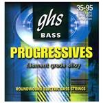 Encordoamento Contrabaixo Ghs Xl8000 .035-.095 Extra Light 4 Cordas