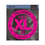 Encordoamento D'Addario EPS170-5 PRO STEELS .045 para Contrabaixo 5 Cordas
