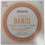 Encordoamento Daddario P/ Banjo Tenor Ej63 - Ec0332