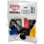 Encordoamento Dedeira Rouxinol Colorida - 12 Unidades