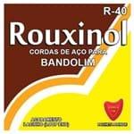 Encordoamento Inox Bandolim com Acabamento Lacinho - Rouxinol
