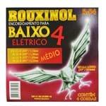 Encordoamento Inox para Contra Baixo - Rouxinol