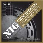 Encordoamento Nig N455 Cavaco Banjo
