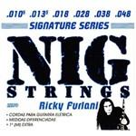 Encordoamento Nig Rk70 Ricky Furlani Signature
