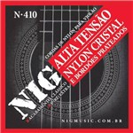 Encordoamento Nig Violão Náilon Tensão Alta N410